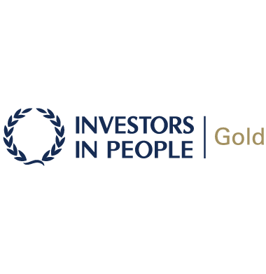 Investors In People Gold - Yarlington Housing Group
