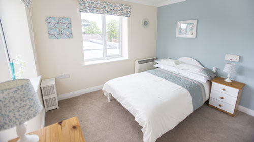 Yarlington Housing Group - Additional Services - Guest Room