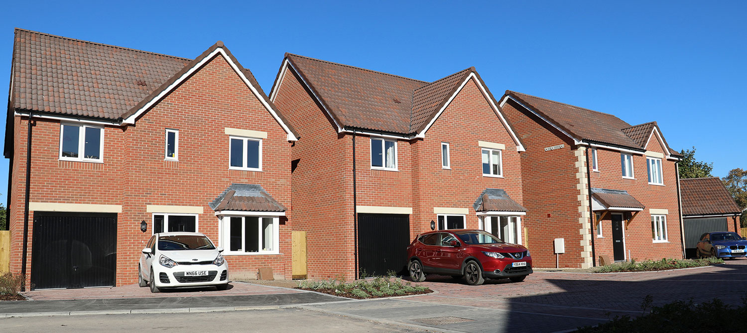 Yarlington Housing Group - Our Developments
