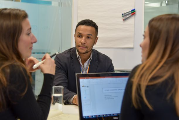 BHP Trainee Project Manager