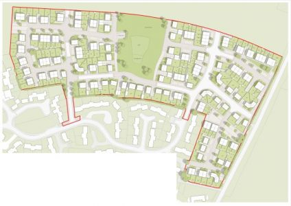 Hainbury Farm development